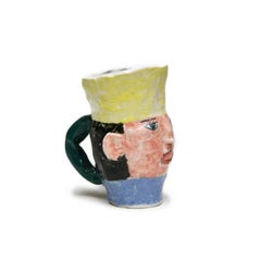 Yellow Head Cup