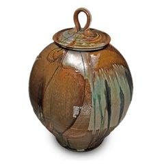 Large Covered Jar 2