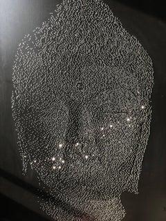 Icon- Buddha Head
