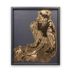 """""""Untitled"""" by Swoon"""