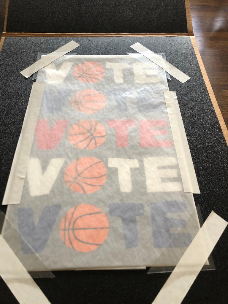 VOTE by Jonas Wood For Sale 1