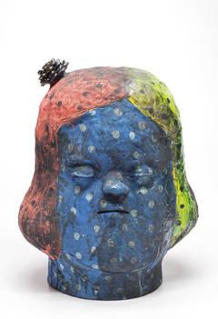 """Head (Blue Girl)"""