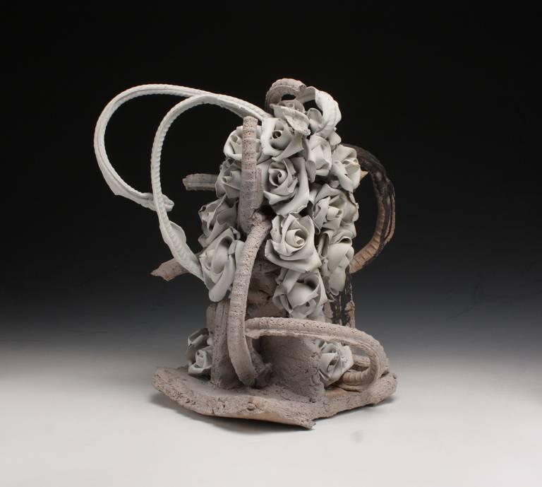 Ryan Mitchell Abstract Sculpture - Arrangement Chunk #2