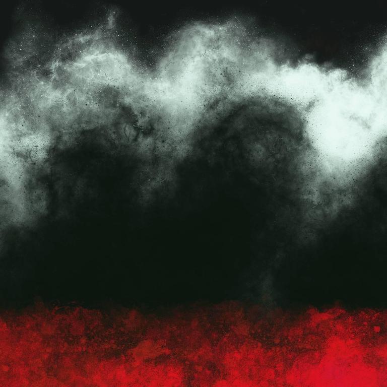 Sebastian Spreng Abstract Print - Das Lied von der Erde