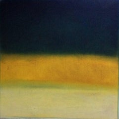 Yellow Wave 12 X 12