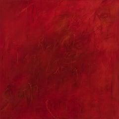 Rouge Noir #3 36 x 36