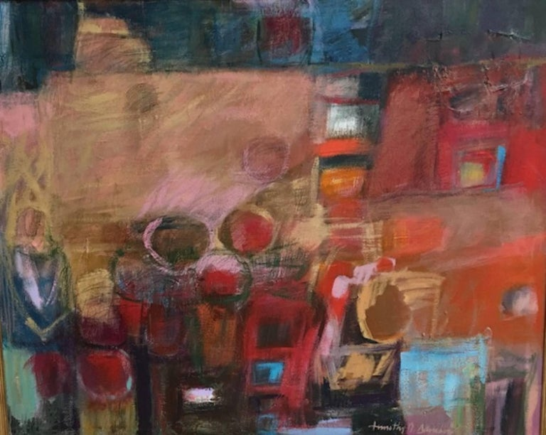 Painting With Acrylics Ybor