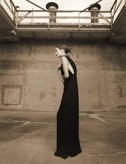 Rooftop Black Dress