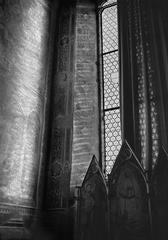 Arezzo Duomo Window
