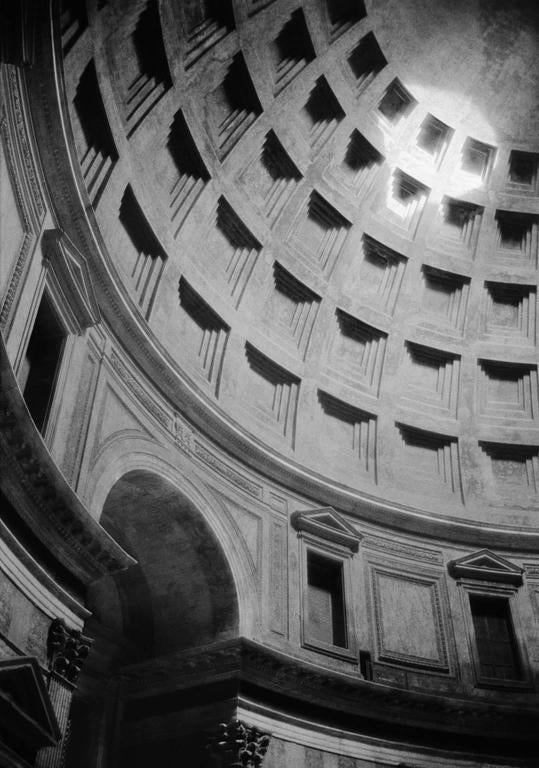 Ron Baxter Smith - Pantheon Ceiling, Photograph: For Sale at 1stdibs
