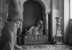 Vaticam Museum Sculptures