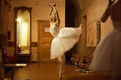 George Simhoni - Russian Ballerina