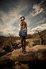 Himba Girl, Epupa Falls.