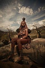 Himba Women Epupa Falls 5