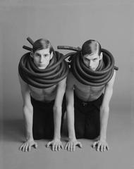 Twins Tubes Knees