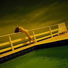 Yellow Nude II, St. Barts