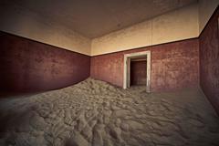 Kolmanskoppe Namibia Room 17