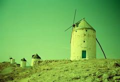 Windmills in Andalusia I