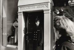 Red Door, Elizabeth Arden, New York City, 1976