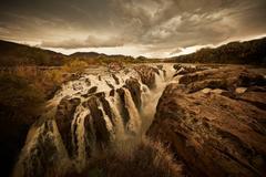 Etosha, Epupa Falls
