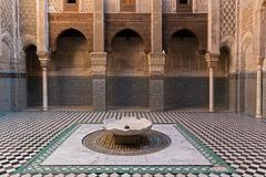 Bou Inania Medersa, Ver. 2, Fez, Morocco
