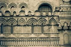 Palermo Cathedral, Version 1