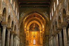 Cattedrale di Monreale, Christ Pantocrator