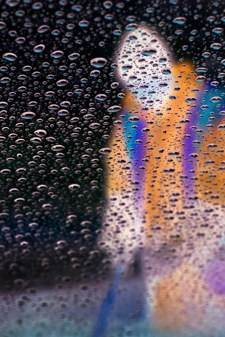 Proper Souls - Gathering Rain - Photograph by Bill Sosin
