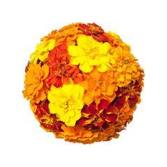 Marigold Sphere I
