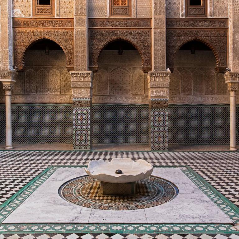 Bou Inania Medersa, Ver. 2, Fez, Morocco 2