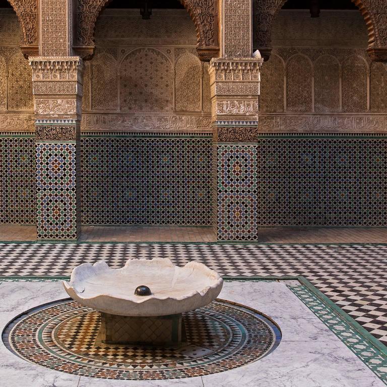 Bou Inania Medersa, Ver. 2, Fez, Morocco 3