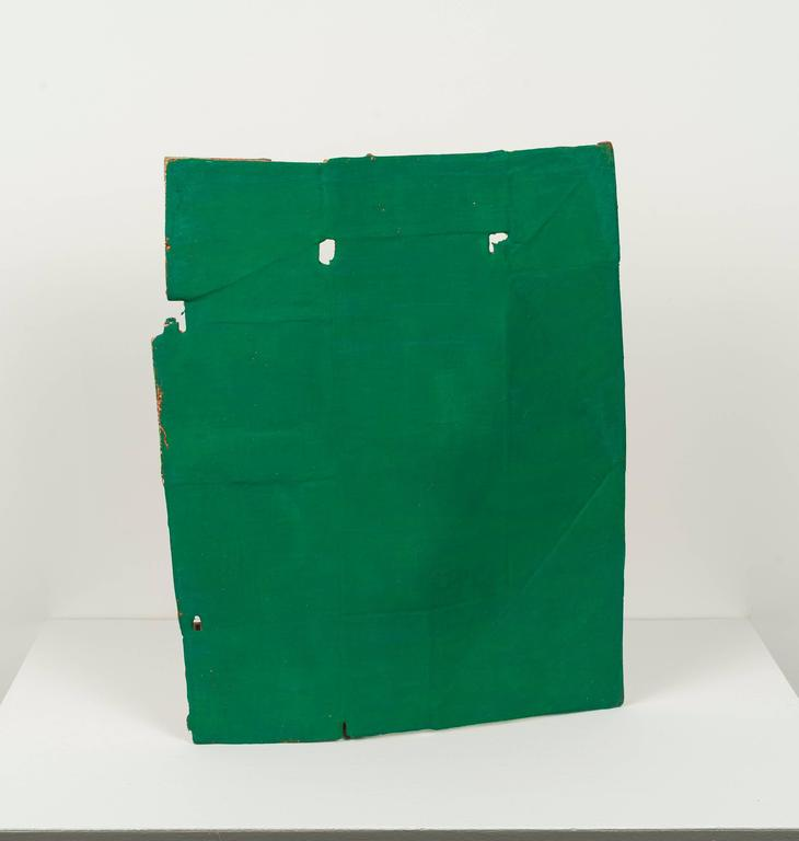 Helen o 39 leary the shelf life of facts green painting for Shelf life of paint