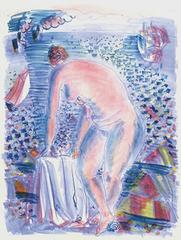 Le grande Baigneuse (The Large Bather)