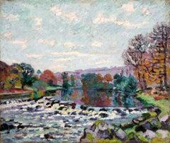 The Genetin Dam (Le Barrage de Genetin)