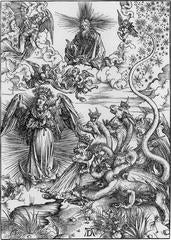 Das Sonnenweib und der siebenköpfige Drache (The Apocalyptic Woman)