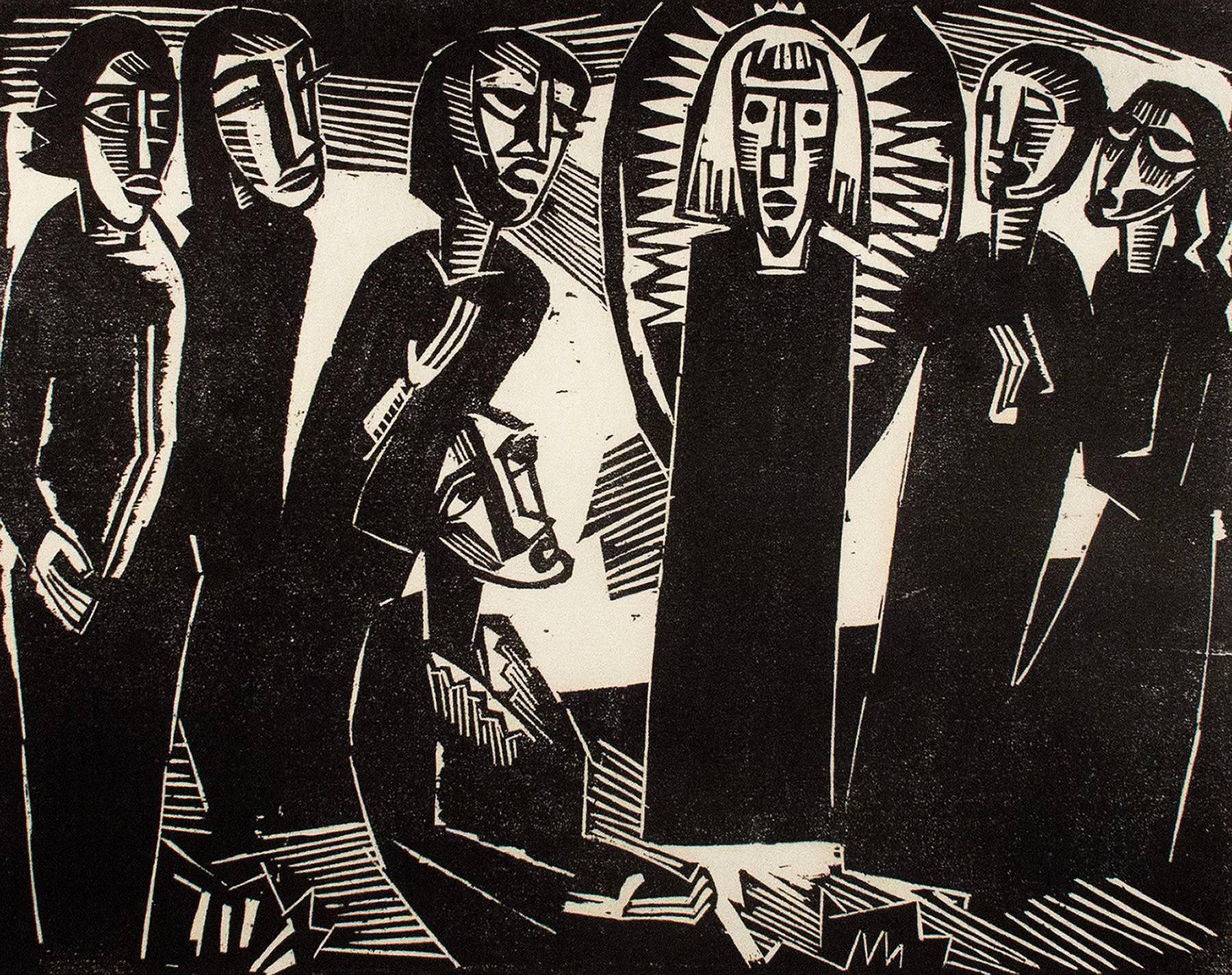 Christus under dem Frauen (Christ Among the Women)