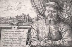 Hieronymus Schurstab (1st state)