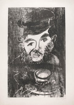 L'Homme au Samovar (Man with Tea-Urn)