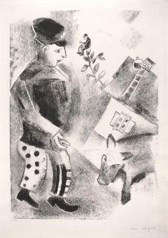 L'Homme au Cochon (Man with Pig)