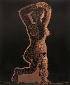 Grand Nu, dansant (Large Nude, Dancing)