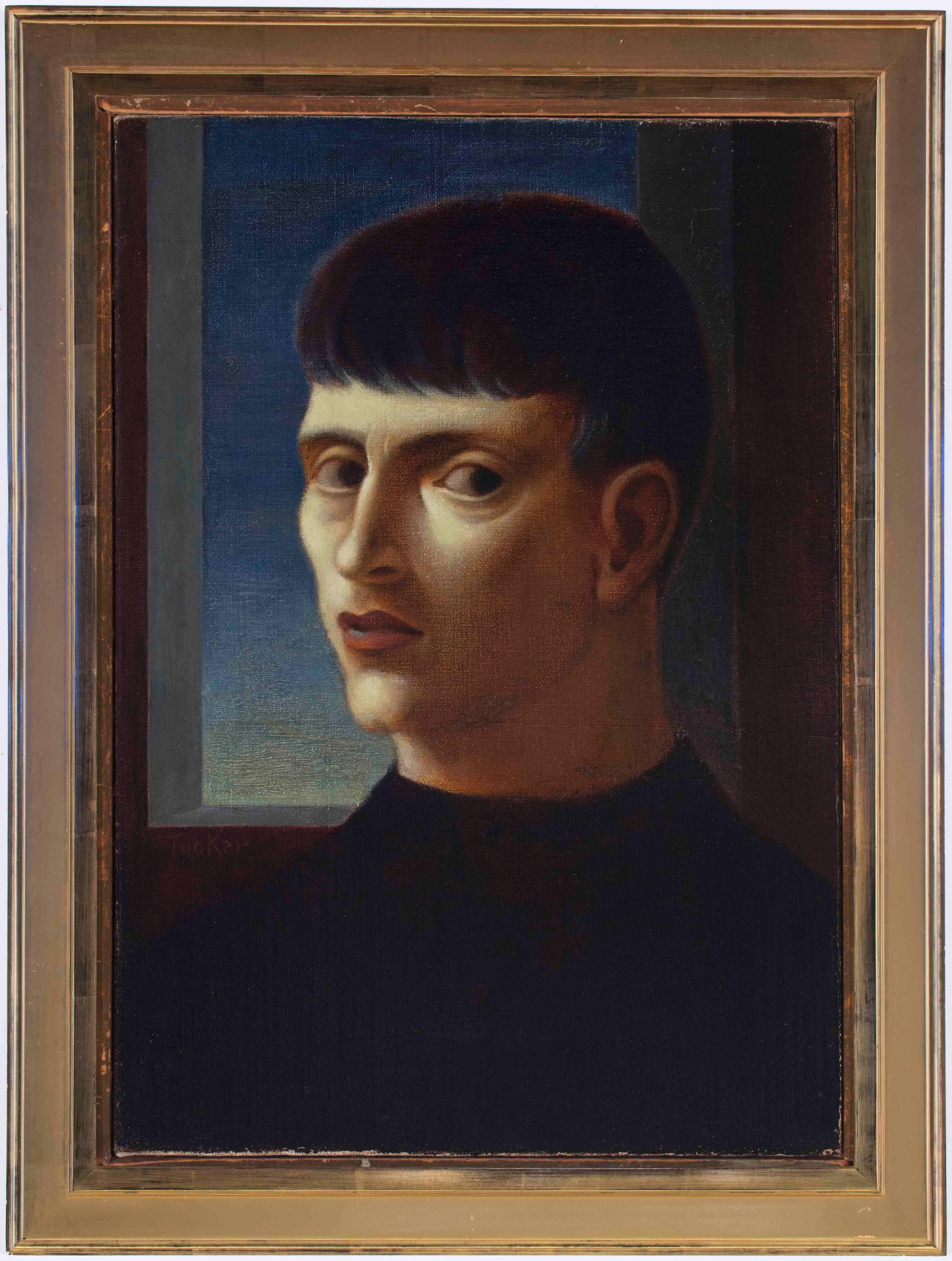 PORTRAIT HEAD OF JARO FABRY