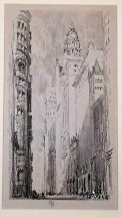LITHOGRAPHS OF NEW YORK