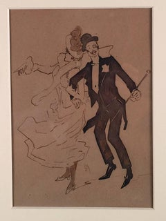 UNTITLED - DANCING COUPLE