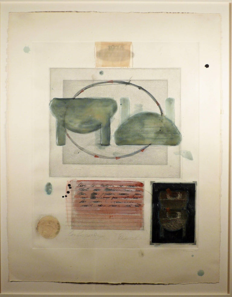 Richard Prince Abstract Print - UNTITLED