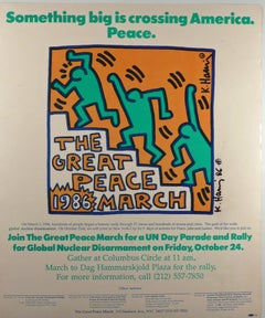 THE GREAT PEACE MARCH 1986