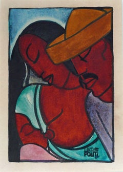UNTITLED (MOTHER NURSING BABY)