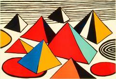 Alexander Calder - PYRAMIDES