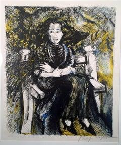 WOMAN IN A CHEKHOV MOOD