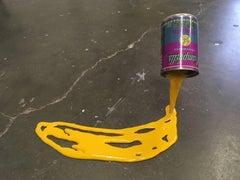 """Happy Accident- Warhol Banana"""