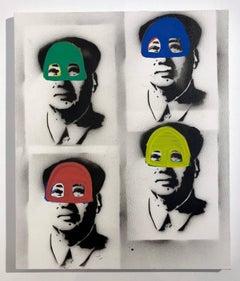"""""""Mao Luchador"""""""
